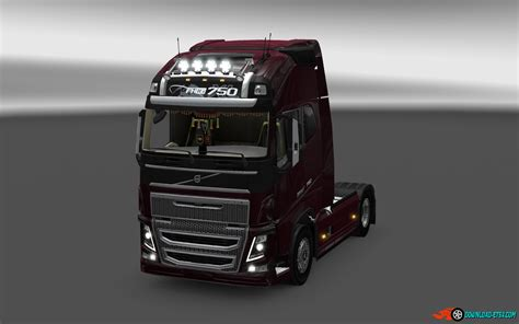 2012 volvo truck new volvo fh fh16 2012 187 download ets 2 mods truck mods