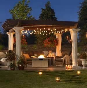 outdoor greatroom company tuscany pergola w wood beams