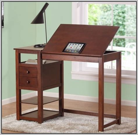 Drafting Table Computer Desk   Desk : Home Design Ideas #