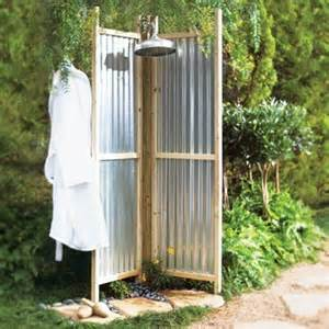 simple outdoor shower outdoor showers