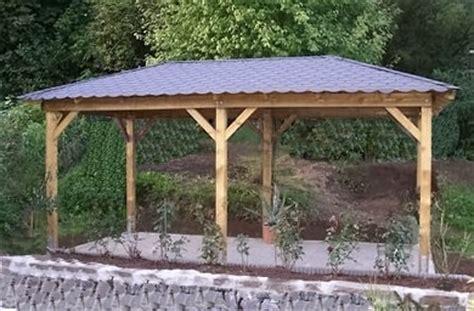 Pavillon Walmdach by Karsten Carports Michael Karsten Carports Winterg 228 Rten