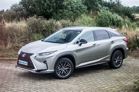 lexus rx 450h review 2017 lexus rx 450h f sport review carwitter car news