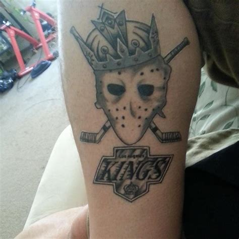 la kings tattoo rinkrat s la kings photo gallery