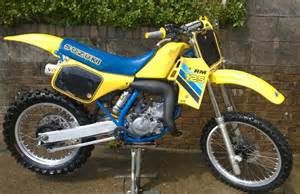1986 Suzuki Rm125 1986 Rm 125 Images Frompo