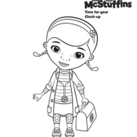 doc mcstuffins happy birthday coloring pages doc mcstuffins netart