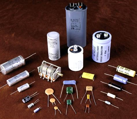 capacitor and dielectrics capacitance