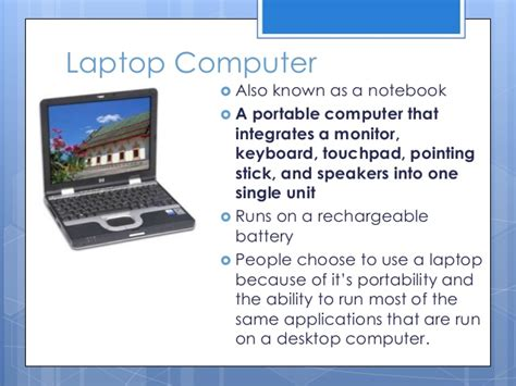 digital literacy types of computers