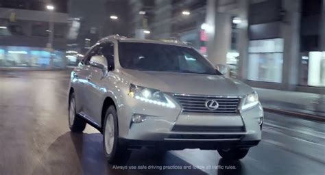 2013 Lexus Rx Commercial Love First Sight Autoevolution