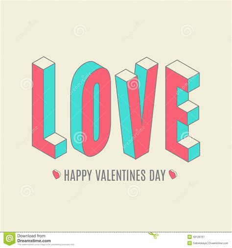 happy valentines day font happy valentines day card i you stock vector image