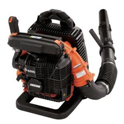 echo 185 mph 530 cfm gas backpack blower pb 620st the