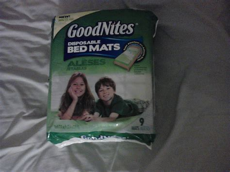 goodnites bed mats review