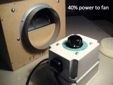 quietest inline fan for grow room silent fan controller hydroponics no motor hum