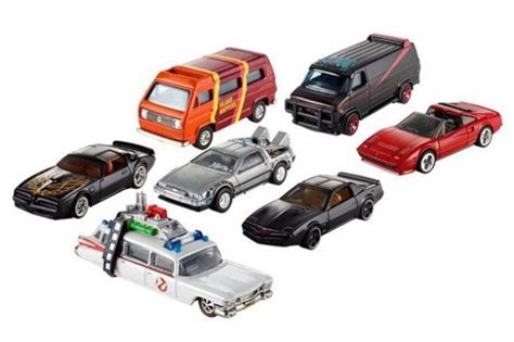film hot wheels 2014 50 hot wheels from the greatest retro tv shows and movies