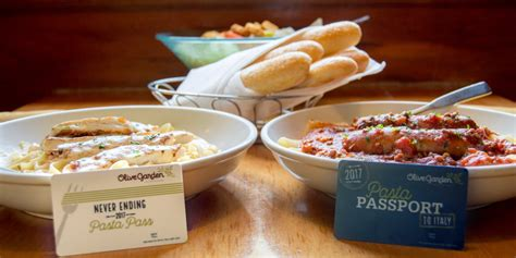 How To Get A Sold Out Olive Garden Never Ending Pasta Pass Today Olive Garden Never Ending Pasta Passes Sold Out Business Insider