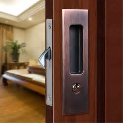 Sliding Barn Door Lock Invisible Door Lock Sliding Wood Barn Door Locks Door Furniture Hardware On Sale Ebay