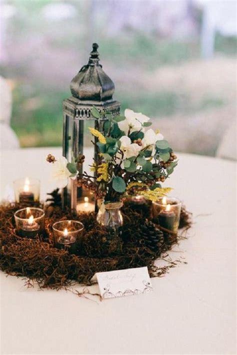 30 Woodland Wedding Table Décor Ideas   Deer Pearl Flowers