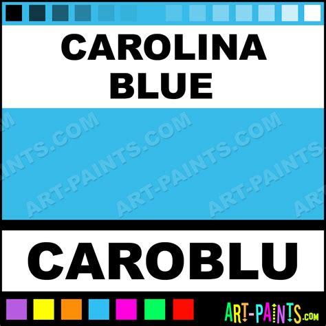 carolina blue basic ink paints caroblu carolina blue paint carolina blue color skin