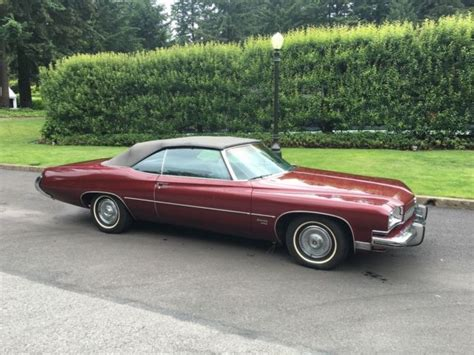 1973 Buick Centurion Convertible by 1973 Buick Centurion 455 Convertible For Sale Buick