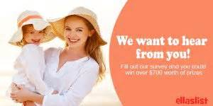 Surveys To Win Money - ellaslist complete a survey to win a share of 700 worth o australian