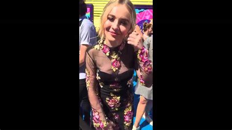 Sabrina Choice 1 snapchat sabrina carpenter choice awards 2015