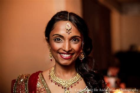 Wedding Hair And Makeup York Me by New York Ny Indian Fusion Wedding By Andr 233 Maier