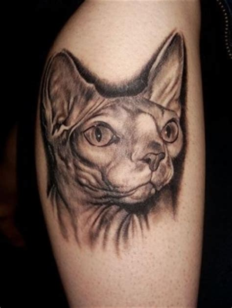 cute animal tattoo designs