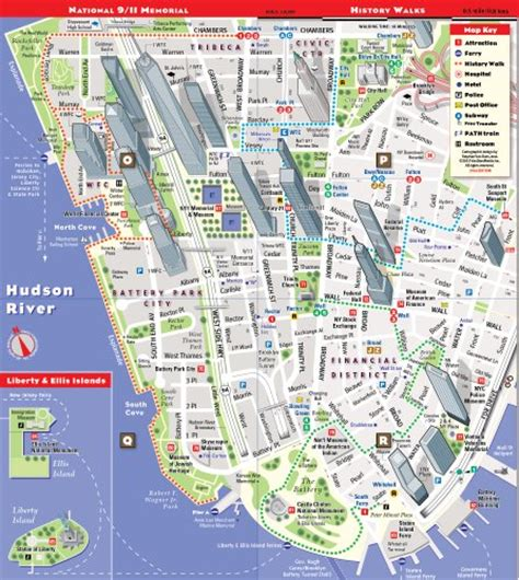streetsmart nyc midtown manhattan map by vandam laminated pocket sized city map with all attractions museums broadway theaters hotels and subway map 2017 edition books streetsmart nyc map by vandam city map of