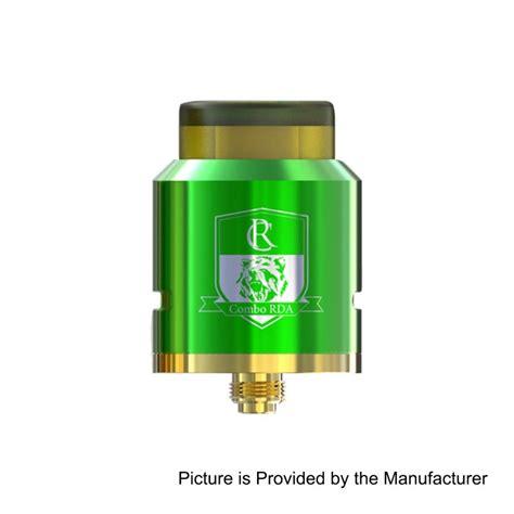 Ijoy Combo Rda Ii 25 Atomizer Ultem Authentic Sku02572 authentic ijoy combo rda triangle green 25mm atomizer w