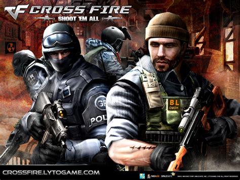 wallpaper game crossfire crossfire sniper