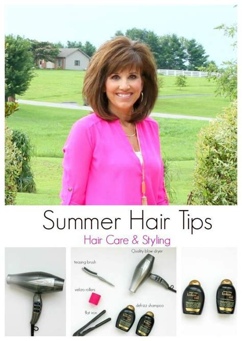 Summer Care 6 Useful Strategies by Summer Hair Tips Hair Care Styling Summer Hair Hair