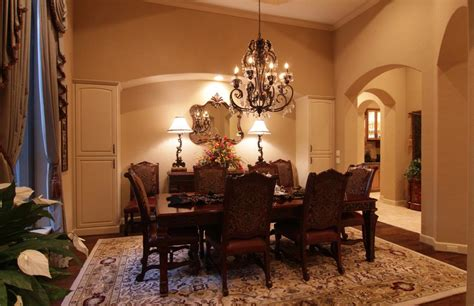 Dining Room Table Tuscan Decor Tuscan Style How To Give Your Home An Aristocratic Look And Feel With Tuscan Style Decor
