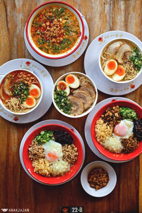 Ramen Hakata Ikkousha Bali anakjajan food travel lifestyle based in