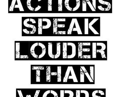 Speak Louder Than Words Essay by Speak Louder Than Words Essay For Students