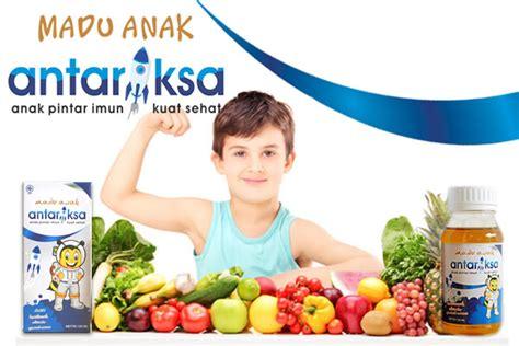 Vitamin Madu Antariksa Front Page