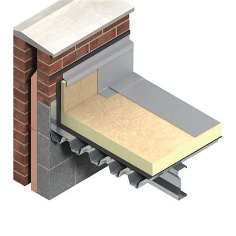 Flat Roof Insulation Tr27 Flat Roof Insulation By Kingspan Thermaroof 120mm 2