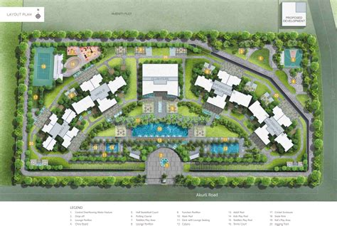 layout plan of town 1265 sq ft 3 bhk 3t apartment for sale in rajesh