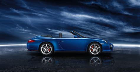 blue porsche convertible 2011 blue porsche 911 carrera 4s cabriolet wallpapers