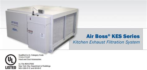 Kitchen Exhaust Air Scrubber Trion Kitchen Exhaust Scrubber Pollution Fairfax Va
