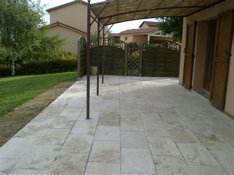 terrasse carrelage carrelage escalier et terrasse natur alternative