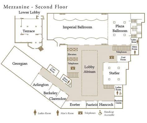 the statler hotel mezzanine floor plan eplanner toolkit