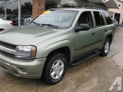 2003 chevrolet trailblazer ls for sale in thibodaux