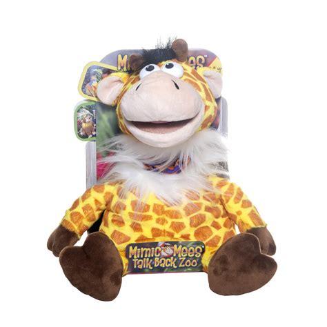 talks back talk back zoo giraff lekia lekia se