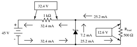zener diode in series with load lessons in electric circuits volume iii semiconductors chapter 3