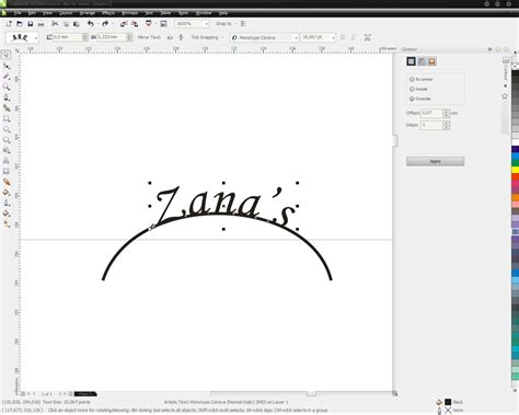 tutorial corel draw x4 membuat logo pdf tutorial membuat logo pada corel draw x4 being smart