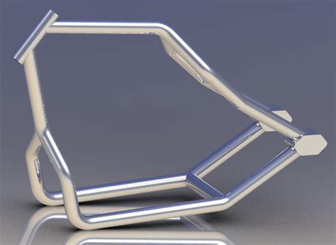 design frame motorcycle rapid design group home