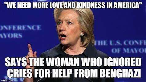 Benghazi Meme - hillary clinton lying democrat liberal imgflip