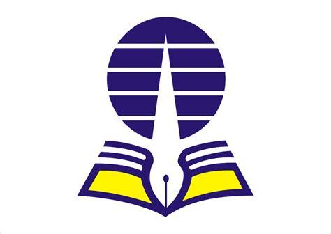 logo universitas terbuka vector  logo vector