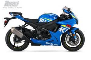 Suzuki Gsxr 600 2015 Suzuki 2015 Sportbike Buyer S Guide Sport Rider