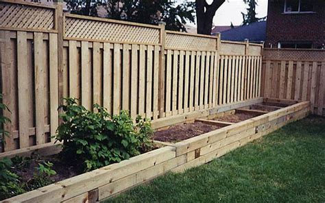 wooden garden walls selecting materials for your retaining wall in your garden