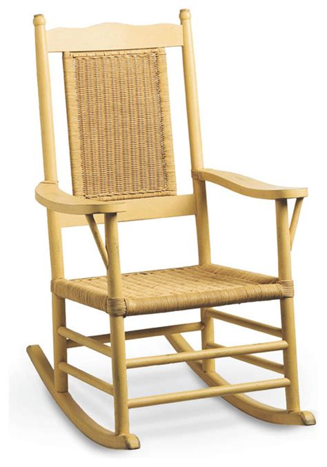 Modern Outdoor Rocking Chair by Palecek Porch Rocker Modern Outdoor Rocking Chairs